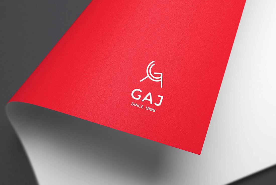 Izrada logotipa za salon nameštaja GAJ