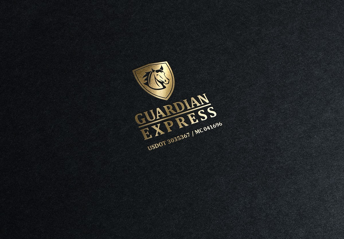 Izrada logotipa za Guardian Express