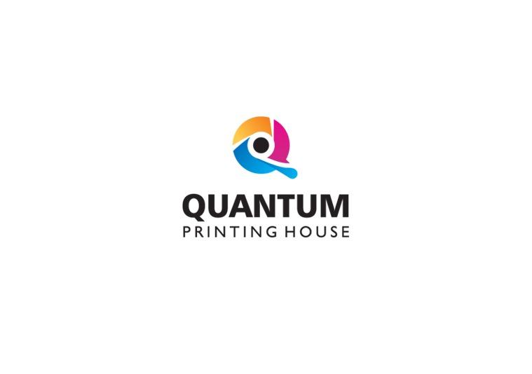 Printing house logo design