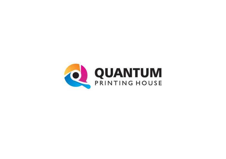 Izrada logotipa za Quantum stampariju
