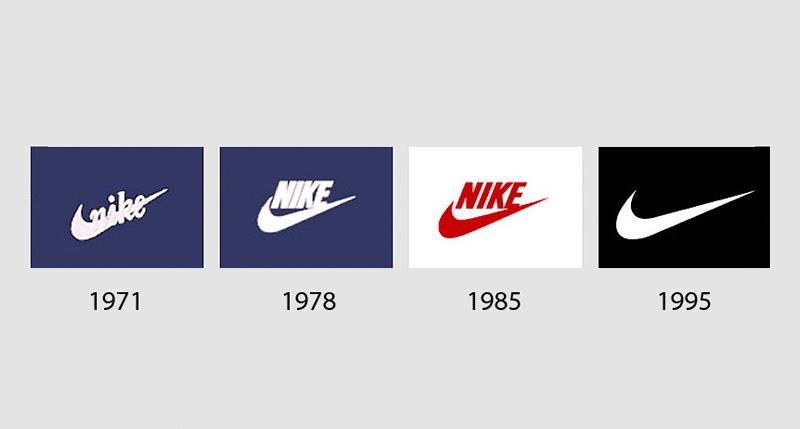 Dizajn Nike logotipa i istorija nastanka