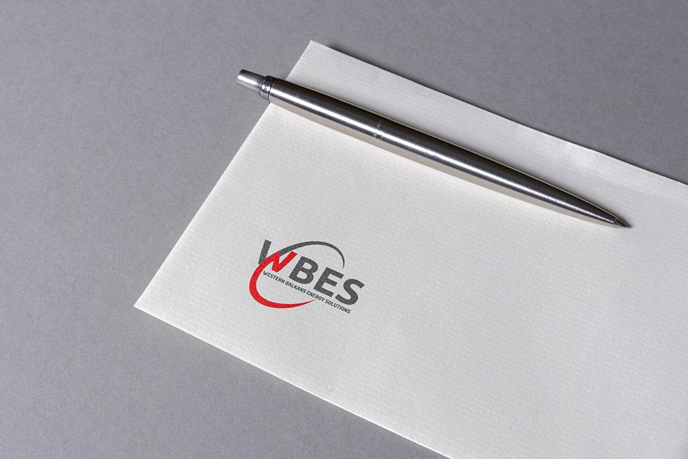 Izrada dizajna logotipa za WBES