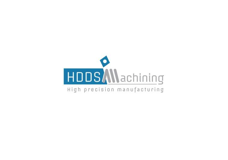 HDDS-Machining izrada logotipa