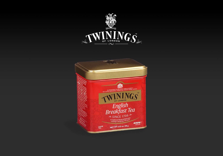 Twinnings najstariji logotip