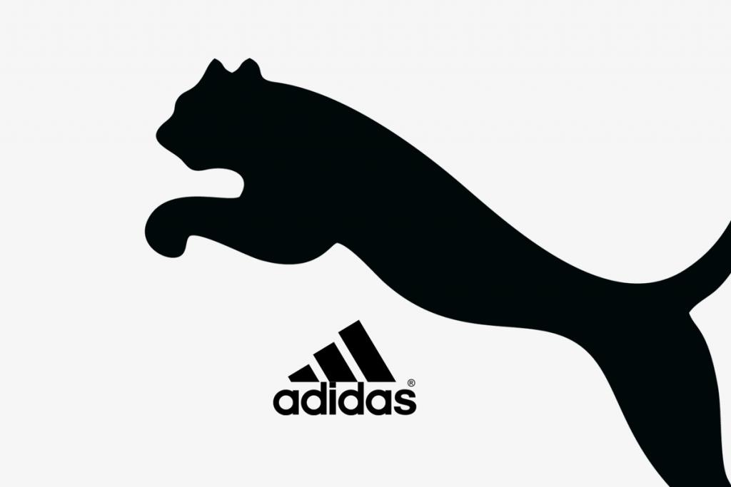 Istorija Puma i Adidas brendova