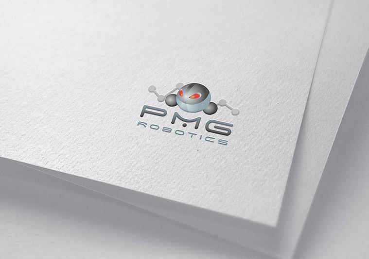 PMG Robotics izrada logotipa