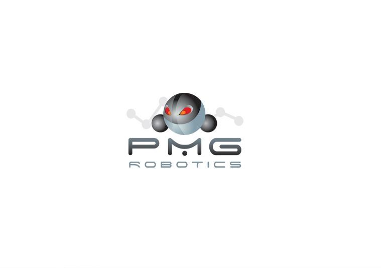 PMG Robotics logo dizajn