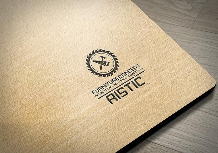 Izrada logotipa za firmu za obradu drveta