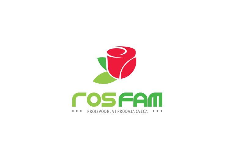 Izrada logotipa za firmu za proizvodnju i prodaju cveca
