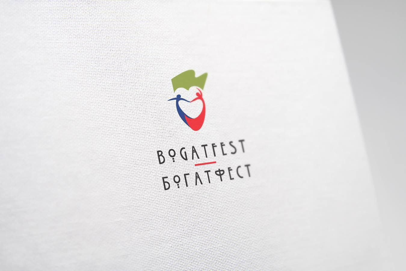 Dizajn logotipa za medjunarodni festival